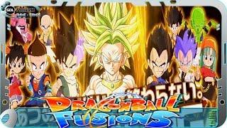 Dragon Ball Fusions - NINTENDO 3DS - Analizando las Fusiones, primeras impresiones