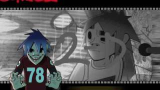 Gorillaz feat. De La Soul- Feel Good Inc. (HQ)