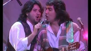 Los Nocheros - Las moras (CM Vivo 1997)