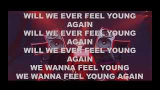 Hardwell Feat. Chris Jones - Young again (Lyric Video)