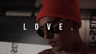 Kendrick Lamar - LOVE - Cover