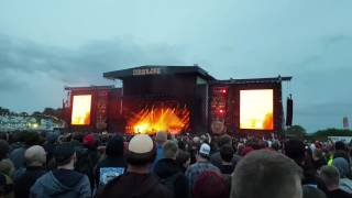 System Of A Down at Download Festival 2017