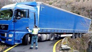 Die Schlechtesten Lkw Fahrer Der Welt - Sie haben den Führerschein nicht verdient