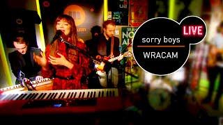 Sorry Boys - Wracam (Live at MUZO.FM)