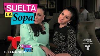 Beatriz Adriana y su hija hablan de Marco Antonio Solís | Suelta La Sopa | Entretenimiento