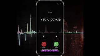 Descargar Sonidos radio policia mp3 gratis para celular   Sonidosgratis.net