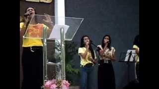 ADOLESCENTES DA INV EM GOIABEIRAS - O Novo de Deus Chegou