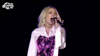 Louisa Johnson live high notes