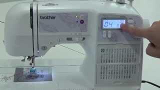 Máquina de Costura Brother SQ9000 - Pregador de Botão