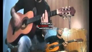 Amr Diab - Ana Ayesh  (2 guitars cover ) انا عايش عمرو دياب