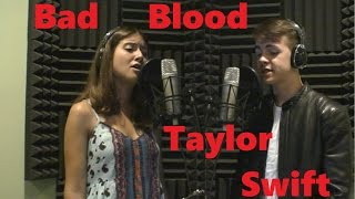 Bad Blood - Taylor Swift ft. Kendrick Lamar Remix Cover