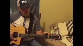 Cody Johnson - With You I Am - (Cover) Evan Johnson