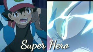 Pokemon Movie : 20 and 21 [ AMV ] SuperHero HD