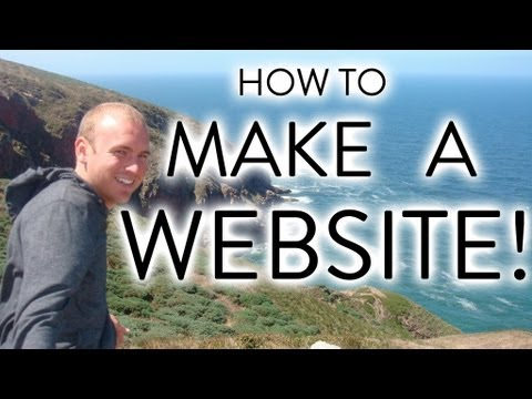 How To Make a Wordpress Website - 2012 - AMAZING!