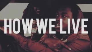 "FREE WAV - Kendrick Lamar x Schoolboy Q Type Beat ""How We Live"""