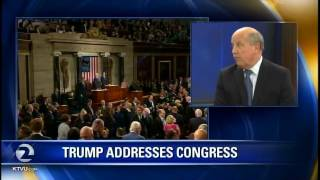 What President Trump Needs to Say 2-28-17 at 5:50 PM with Brian Sobel, TV Analyst