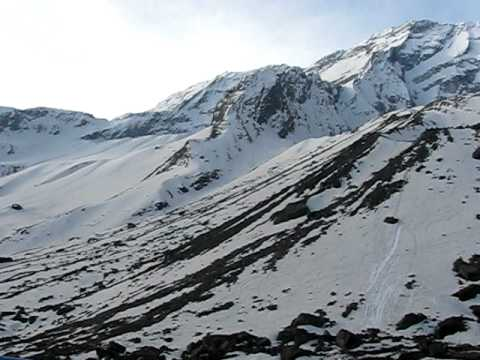 2010 Nepal – 360° view from Annapurna base camp
