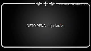 Neto peña - bipolar (letra)