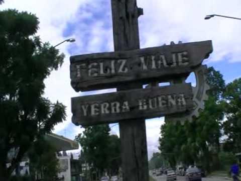 Viaje por Sudamerica di Giacomo Sanesi. Yerba Buena (ARG). 00752 – erba bbuona