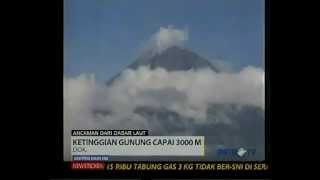 Gunung Api Bawah Laut di Perairan Sangihe Talaud