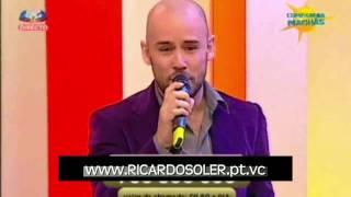Ricardo Soler - Playback (Carlos Paião)