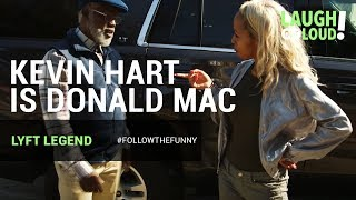 Trey Songz and Donald Mac | Kevin Hart: Lyft Legend | LOL Network width=