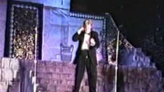 I'm Never Gonna Dance Again-Matt Gibson