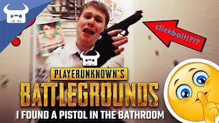 BATTLEGROUNDS RAP | Dan Bull feat. Bonecage | PUBG SONG: Pistol In The Bathroom