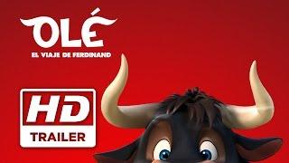 Olé, el viaje de Ferdinand | Primer trailer doblado