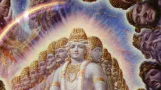Virat roop of Krishna,Mahabharat (विराट रूप) The Universal Form