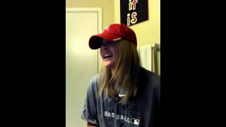God Made Girls by Raelynn (Cover by Kelsey Baker)