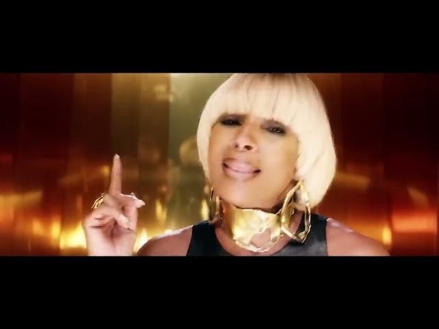 Videoclip oficial de la canción Thick of it de Mary J. Blige