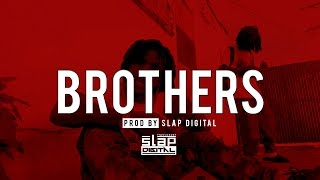 """Brothers"" SOB x RBE x Iamsu x Slimmy B Type Beat  (2017) FREE"