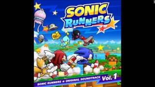Sonic Runners Vol.1 - Theory Of Attack ~Boss~