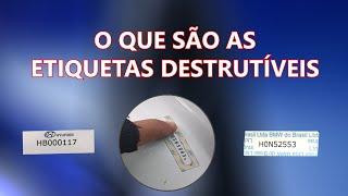 ETIQUETAS AUTODESTRUTIVAS (ETA)