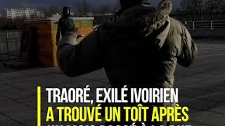 L'université Paris 8 occupée par des exilés et leurs soutiens