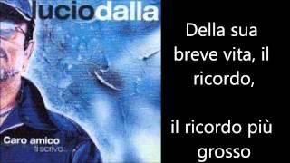 Lucio Dalla - 4 Marzo 1943 Testo Lyrics