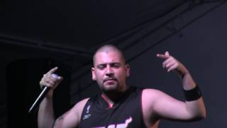 FLOTA - KING KONG CLICK  - En vivo (2017) Camping Pool Party Fest