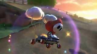 Highlight #3 - Mario Kart 8 - (Wii) Moo Moo Meadows