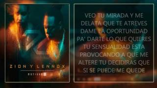 Dame Tu Amor (Zion & Lennox)Letra