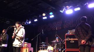 Moose Blood - Cherry   live in Chicago 3/21/2017