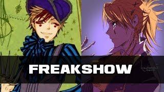 『Nightcore』- Freakshow (Switching Vocals)