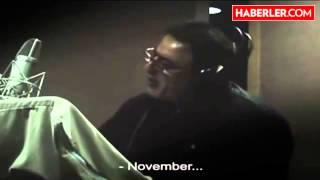 Mahmut Tuncer İngilizce Şarkı Söyledi