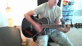 Nickelback - When we stand together Acoustic Cover