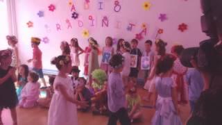 La revedere gradinita, grupa mare - Gradinita Ion Creanga - Zalau