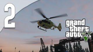 [Multiplayer] Stockholm Emergency Clan #2 | Ambulans Helikopter!