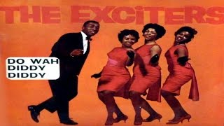The Exciters - Do Wah Diddy Diddy #HIGH QUALITY SOUND (1963)