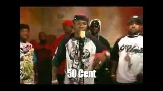 Old School G-Unit Freestyle - 50 Cent Rap City (RARE VIDEO)