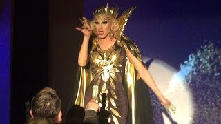 """Jade Jolie - """"Castle""""@ Queens For the Cure: PLAY Louisville 3/23/17"""
