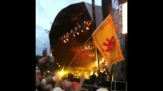 Rockness 2011 Kasabian - Where did all the love go